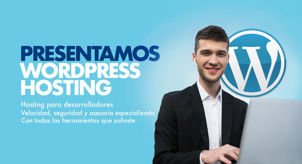 Wordpress Hosting de Hospedalia
